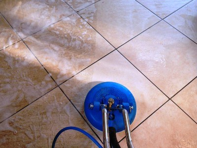 Grout Maintenance - Tile and Grout Cleaning