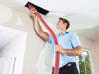 How We Clean Air Ducts - Air Duct Cleaning Service in Philadelphia PA