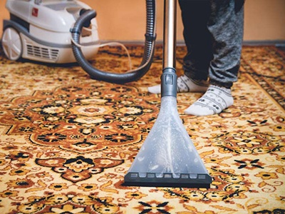 Area Rug Cleaning - Sally Steamer