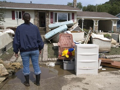 How To Deal With Water Damage On Your Property_